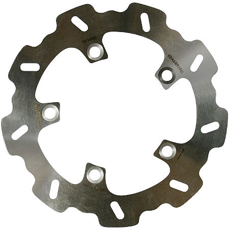 Braking W-FIX Brake Rotor - Rear - Main