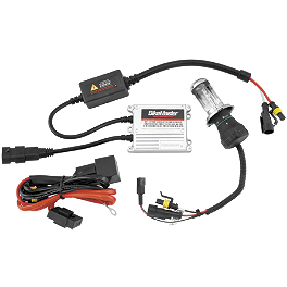 BikeMaster 9005 HID Light Kit - BikeMaster Tiedowns With Integrated Soft Hooks