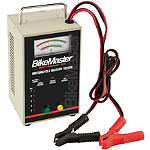 BikeMaster Battery Tester - Dirt Bike Batteries & Motorcycle Battery Chargers