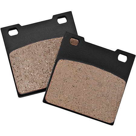 BikeMaster Brake Pads - Rear - Main