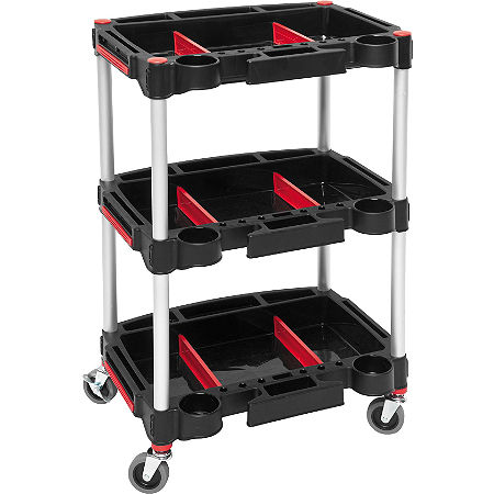 BikeMaster Multi-Purpose Working Cart - Main