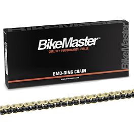 BikeMaster 520 BMOR Series O-Ring Chain - 1996 Honda CR125 BikeMaster Steel Magnetic Oil Drain Plug