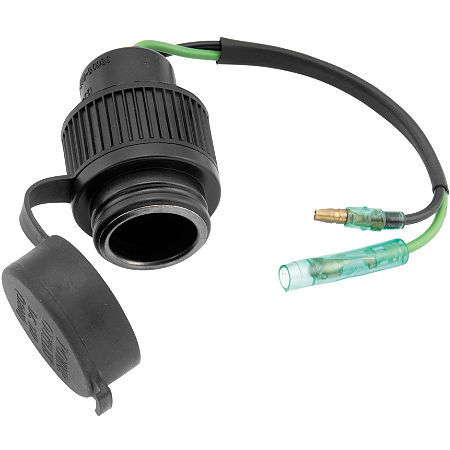 BikeMaster Standard Cigarette Lighter Socket For Power Supply - Main
