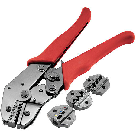 BikeMaster Multi Crimp Lever Pliers - Main