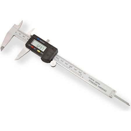 BikeMaster Dual Reading Digital Caliper - Main