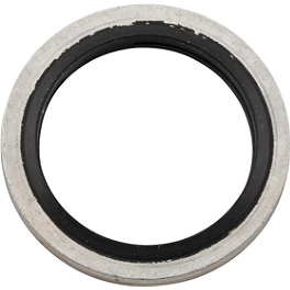 BikeMaster 10-Pack Fuel O-Ring - 1991 Suzuki GSX-R 750 BikeMaster Black Replacement Mirror - Left
