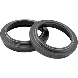 BikeMaster Fork Seal Dust Wipers - 1993 Kawasaki ZX750 - Ninja ZX-7 All Balls Fork Seal And Wiper Kit