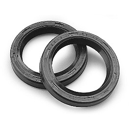 BikeMaster NOK Fork Seals - Vesrah Racing Semi-Metallic Brake Shoes - Rear