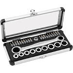 BikeMaster Gear Drive Ultra Lite Metric Socket Set - Motorcycle Products