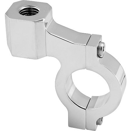 BikeMaster Handlebar Mirror Adapter Clamps - T3 - Main