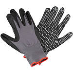 BikeMaster Gripmaster Wild Grip Gloves - Honda GENUINE-ACCESSORIES-MASTER Cruiser honda-genuine-accessories