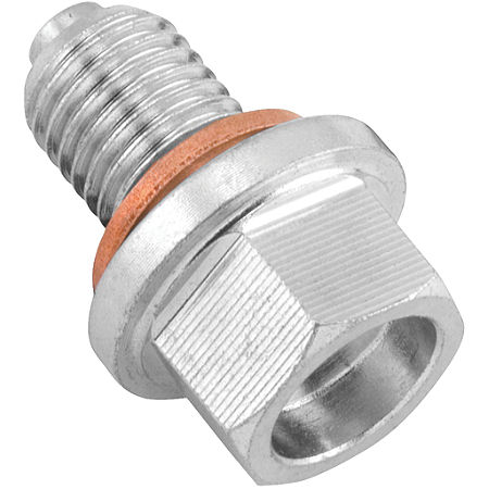 BikeMaster Steel Magnetic Oil Drain Plug - Main
