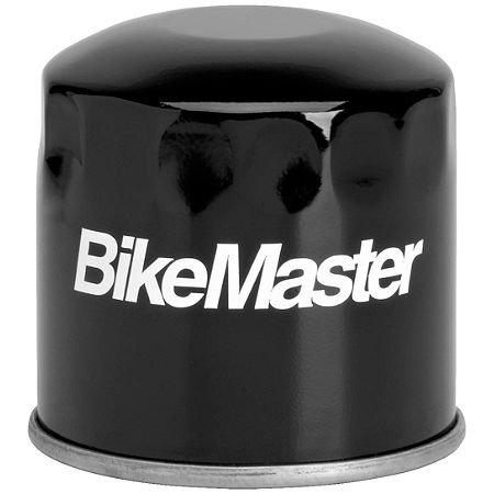 BikeMaster Oil Filter - Black - Main