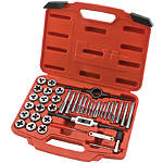 BikeMaster Tap & Die Wrench Set - Bikemaster Cruiser Tools and Maintenance