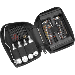 BikeMaster Tire And Tube Flat Repair Kit - CruzTOOLS Tirepro&Trade; Universal Tire Repair Kit