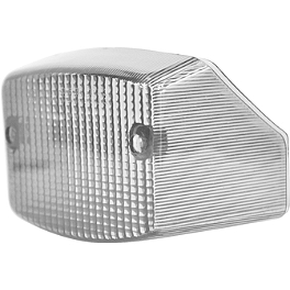 BikeMaster Integrated Tail Light - 2001 Kawasaki Vulcan 750 - VN750A BikeMaster Oil Filter - Chrome