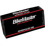 BikeMaster Tube 3.25/3.50-19 Straight Metal Stem - Bikemaster Cruiser Products