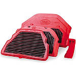 BMC Air Filter - Yamaha RAPTOR 700 ATV Intake