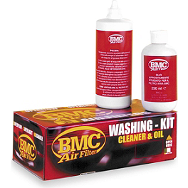 BMC Air Filter Cleaner Kit - Scorpion EXO-400 Helmet Liner