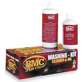 BMC Air Filter Cleaner Kit With Spray - BMC Air Filter Detergent - 500ml