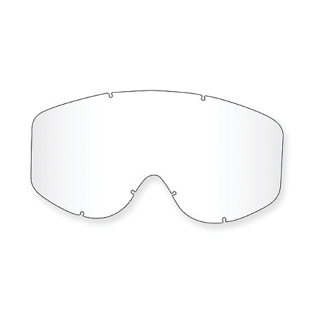 Blur JR-X Replacement Lens - Clear - Main