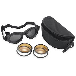 Bobster Bugeye II Interchangeable Goggles - Bobster Cruiser II Goggles