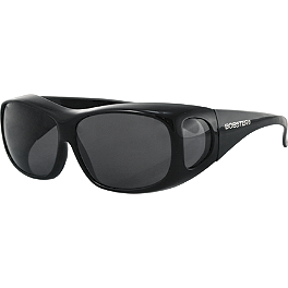 Bobster Condor OTG Sunglasses - Scorpion Full-Cut Gloves