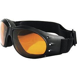 Bobster Cruiser Goggles - Bobster Piston Goggles