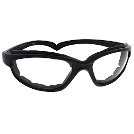 Bobster Fat Boy Riding Glasses - Global Vision Freedom 24 Hour Day / Night Sunglasses