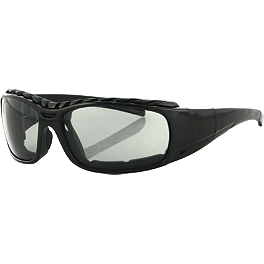 Bobster Gunner Sunglasses - Global Vision Hero 24 Hour Day / Night Sunglasses