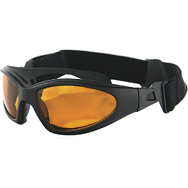 Bobster GXR Goggles - Global Vision Adventure Goggles