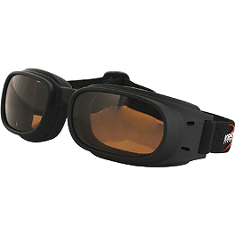 Bobster Piston Goggles - River Road Eliminator Goggles