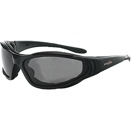 Bobster Raptor II Sunglasses - Bobster Roadmaster Padded Sunglasses
