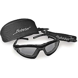 Bobster Roadmaster Padded Sunglasses - Bobster Fat Boy Riding Glasses
