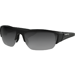 Bobster Ryval Street Series Sunglasses - 2009 Honda CBR1000RR ABS Jardine RT-5 Slip-On Titanium Exhaust