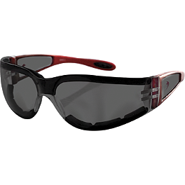 Bobster Shield II Sunglasses - Bobster Foamerz II Sunglasses