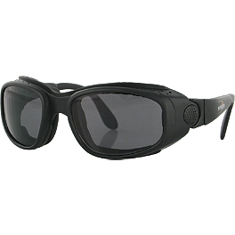 Bobster Sport & Street Sunglasses - Bobster Enforcer Sunglasses Black