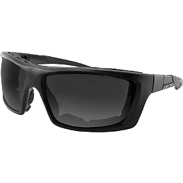 Bobster Trident Sunglasses - Bobster Enforcer Sunglasses Black