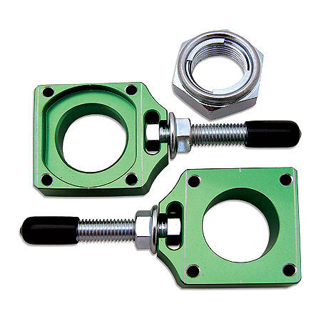 Bolt Axle Blocks - Green - Main