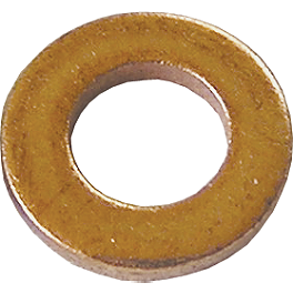 Bolt Drain Plug Sealing Washer M6x11mm - 10 Pack - Bolt Drain Plug Sealing Washer M8x15mm - 10 Pack