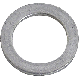 Bolt Drain Plug Sealing Washer M10x14.5mm - 10 Pack - Bolt Drain Plug Sealing Washer Honda Kit - Assorted