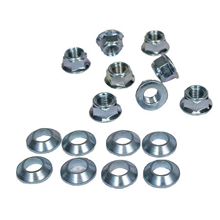 Bolt Hardware Lug-Lock Lug Nuts - 14mm - Main