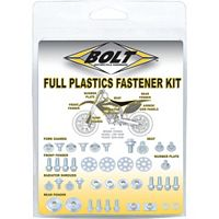 Bolt Full Plastic Fastener Kit