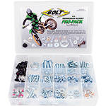 Bolt Kawasaki KX/KXF Pro-Pack -  Dirt Bike Bolt Kits / Motocross Bolt Kits