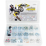Bolt Suzuki RM/RMZ Pro-Pack - BOLT Motorcycle Hardware Dirt Bike Body Parts and Accessories