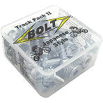 Bolt Japanese Track-Pack II - Kawasaki KFX700 Dirt Bike Body Parts and Accessories