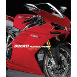 Ducati 1098/1198: The Superbike Redefined - David Bull Publishing Motorcycle Books