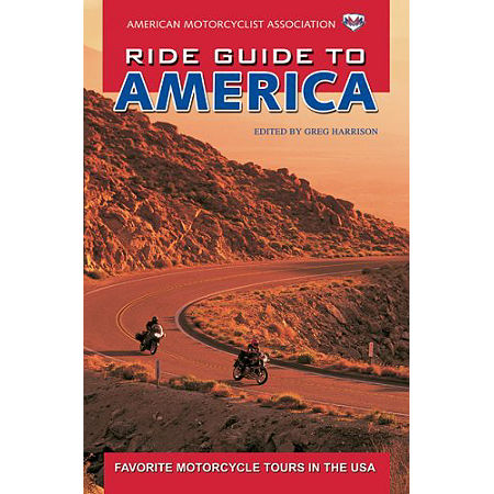 Ride Guide To America - Main
