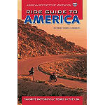 Ride Guide To America - Motorcycle Books