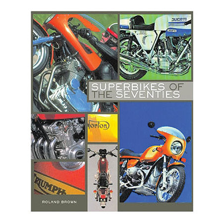 Superbikes Of The Seventies - Main
